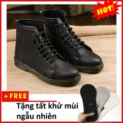 Giày boot nam  Giày Nam    Giầy boot nam   Shop giay nam   M89T