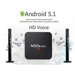 Android TV – Box MXQ Pro 4K