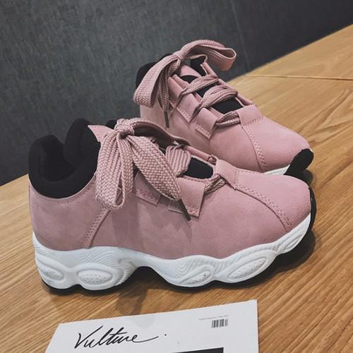 Giày Nữ - Giày Sneaker Nữ Janpan Hot Nhất 2019