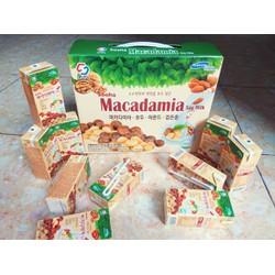 Sữa óc chó hạnh nhân Hàn Quốc Macca, chính hãng, uy tín, giá tốt nhất