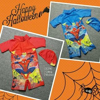 Đồ bơi người nhện - CC290 thumbnail