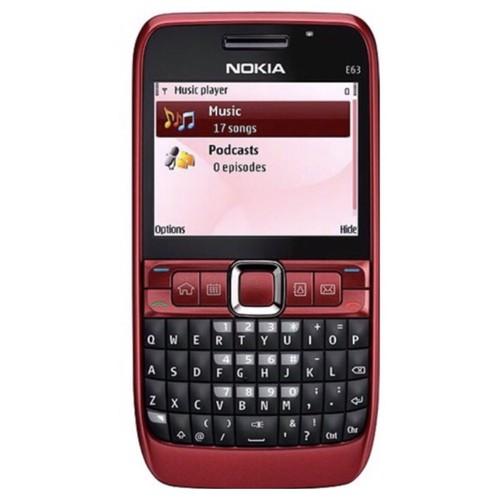 Điện Thoại Nokia E63 Màu Đỏ Bàn Phím QWERTY - 5575504 , 9396361 , 15_9396361 , 550000 , Dien-Thoai-Nokia-E63-Mau-Do-Ban-Phim-QWERTY-15_9396361 , sendo.vn , Điện Thoại Nokia E63 Màu Đỏ Bàn Phím QWERTY