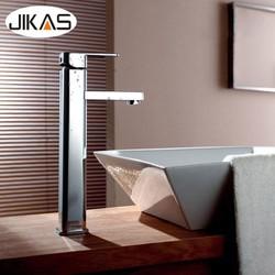 Bộ vòi chậu rửa mặt nóng lạnh JIKAS JK 5010