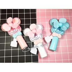 Quạt bóp tay 2 cánh Mickey dễ thương