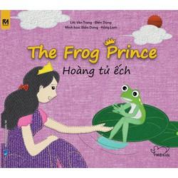Sách song ngữ Việt Anh Hoàng tử Ếch - The Frog Prince
