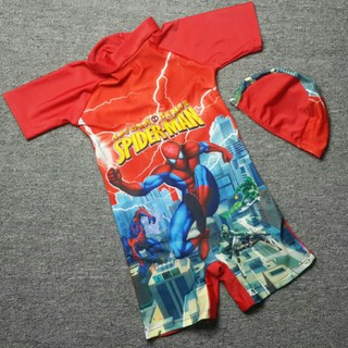 Đồ bơi nhện Spider man - cc291 thumbnail