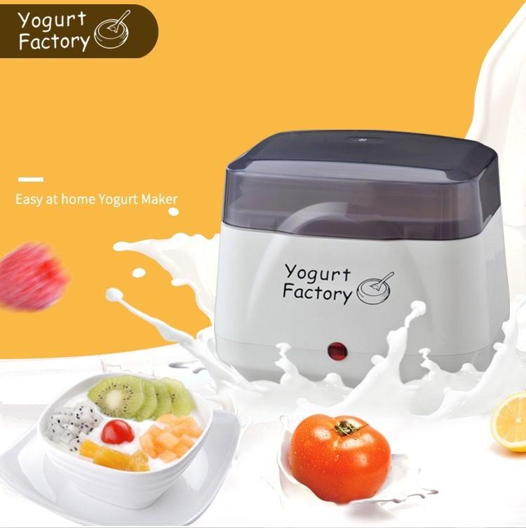 Máy làm sữa chua nội địa Nhật Factory Yogurt 1
