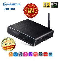 Android Tivi Box 4K Ultra HD Himedia-Q10 Pro