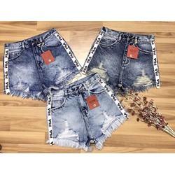 Quần Short Jean nữ thời trang