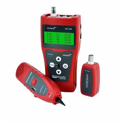 Máy test mạng  Noyafa NF-308 đo số mét cáp - 5579711 , 9404798 , 15_9404798 , 1135000 , May-test-mang-Noyafa-NF-308-do-so-met-cap-15_9404798 , sendo.vn , Máy test mạng  Noyafa NF-308 đo số mét cáp