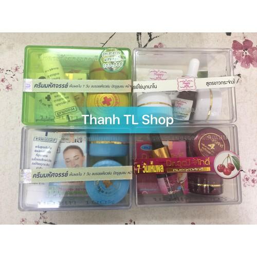 Bộ sản phẩm trị mụn, nám, tàn nhang và trắng da Yanhee Thái Lan - 5583206 , 9413872 , 15_9413872 , 120000 , Bo-san-pham-tri-mun-nam-tan-nhang-va-trang-da-Yanhee-Thai-Lan-15_9413872 , sendo.vn , Bộ sản phẩm trị mụn, nám, tàn nhang và trắng da Yanhee Thái Lan