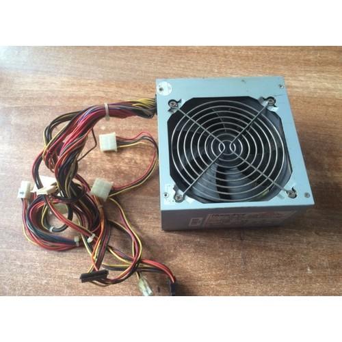 Nguồn Hunkey 400W - Có đầu phụ 6pin VGA