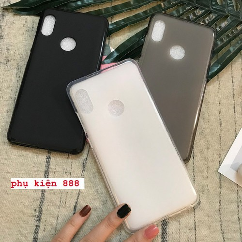 Ốp lưng silicon dẻo trơn Xiaomi Redmi Note 5 Pro - 5583265 , 9414127 , 15_9414127 , 59000 , Op-lung-silicon-deo-tron-Xiaomi-Redmi-Note-5-Pro-15_9414127 , sendo.vn , Ốp lưng silicon dẻo trơn Xiaomi Redmi Note 5 Pro