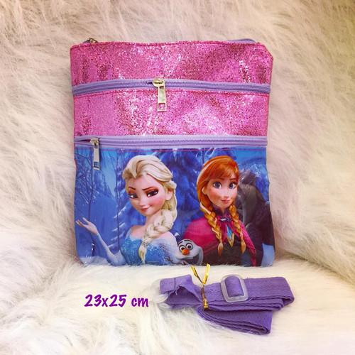 Túi nhũ đeo chéo Elsa