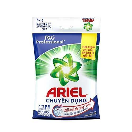 Bột giặt Ariel Chuyên dụng 9kg - 5586183 , 9420341 , 15_9420341 , 291000 , Bot-giat-Ariel-Chuyen-dung-9kg-15_9420341 , sendo.vn , Bột giặt Ariel Chuyên dụng 9kg