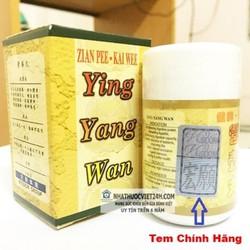 THUỐC TĂNG CÂN DINH DƯỠNG HOÀN
