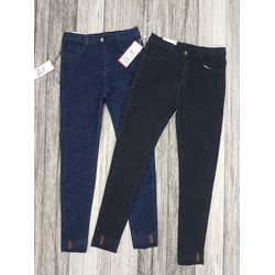 jeans đốm ống kiểu 2