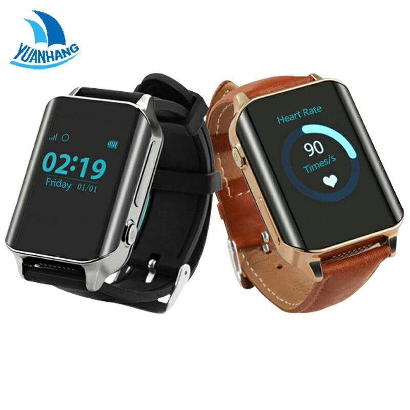 Đồng hồ định vị và đo nhịp tim cho người già Wonlex E200 1