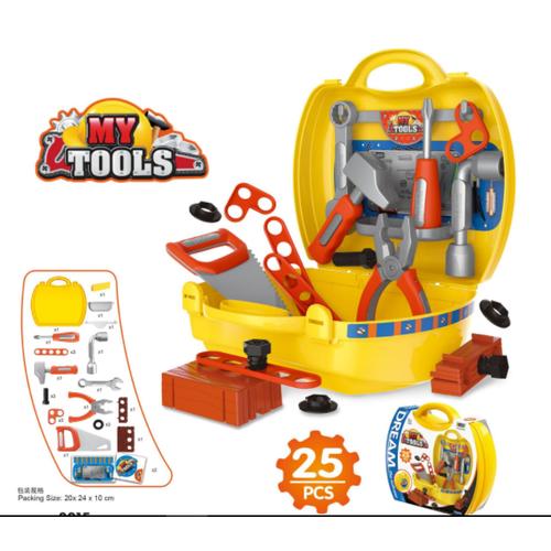 Bộ đồ chơi va li công cụ dành cho bé -AL - 5583516 , 9414308 , 15_9414308 , 199000 , Bo-do-choi-va-li-cong-cu-danh-cho-be-AL-15_9414308 , sendo.vn , Bộ đồ chơi va li công cụ dành cho bé -AL