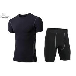 Bộ quần áo tập gym nam cao cấp LA FASHION 1003