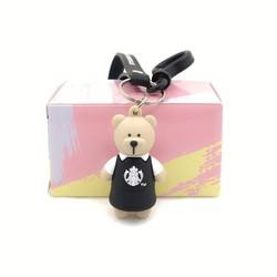 móc khóa gấu starbucks đen 11 ,túi xách , phụ kiện , quà tặng