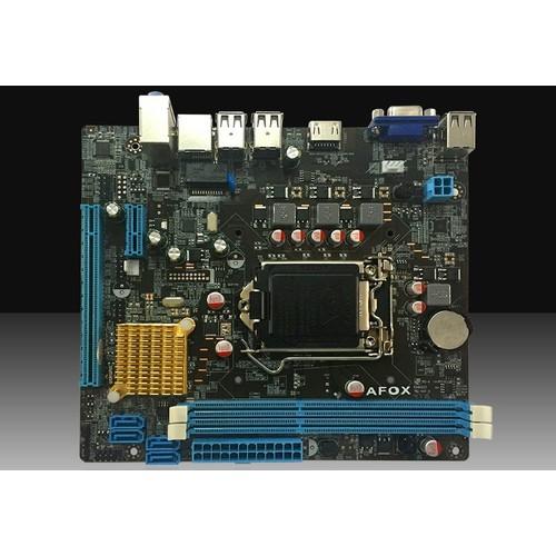 Bo mạch chủ máy tính Afox  H61-Ma - 4999034 , 9175444 , 15_9175444 , 1080000 , Bo-mach-chu-may-tinh-Afox-H61-Ma-15_9175444 , sendo.vn , Bo mạch chủ máy tính Afox  H61-Ma