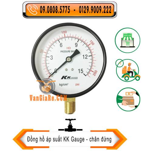 Đồng hồ đo áp suất 25kg