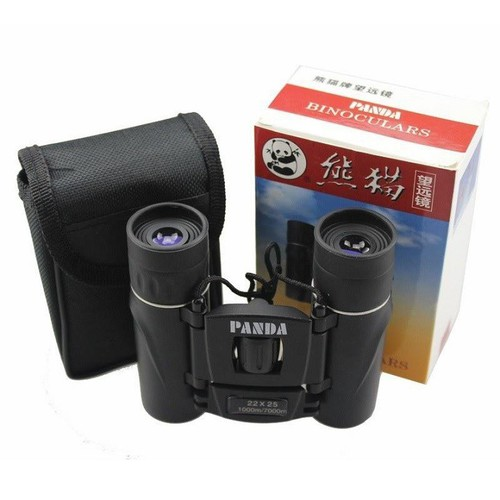 Ống nhòm đôi cao cấp Panda 22x25 nhìn siêu xa siêu rõ