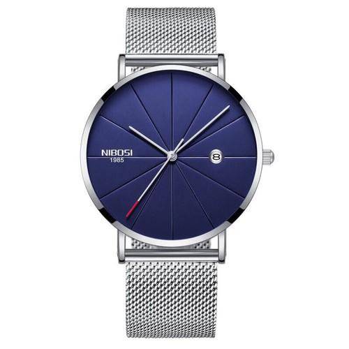 đồng hồ chính hãng nibosi 2018