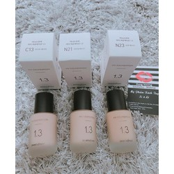 Kem nền INNISFREE MY FOUNDATION