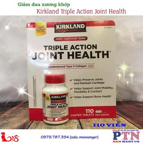 Giảm đau xương khớp Kirkland Triple Action Joint Health - 10604543 , 9182641 , 15_9182641 , 680000 , Giam-dau-xuong-khop-Kirkland-Triple-Action-Joint-Health-15_9182641 , sendo.vn , Giảm đau xương khớp Kirkland Triple Action Joint Health