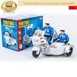Đồ chơi xe cảnh sát chạy bằng pin