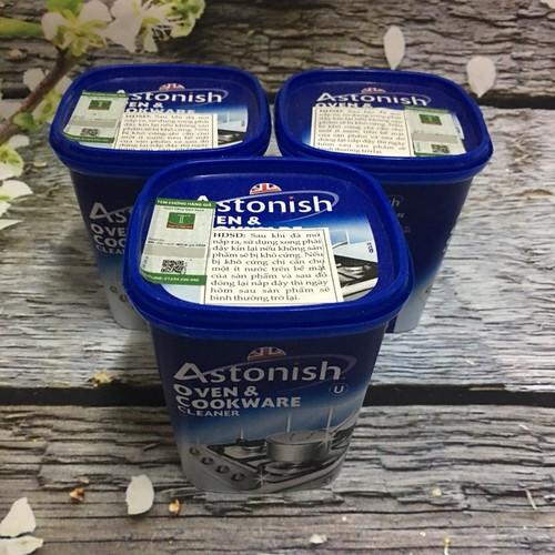 Kem tẩy rửa xoong nồi ASTONISH 500g - 5475367 , 9180747 , 15_9180747 , 170000 , Kem-tay-rua-xoong-noi-ASTONISH-500g-15_9180747 , sendo.vn , Kem tẩy rửa xoong nồi ASTONISH 500g