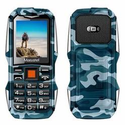 Điện thoại Masstel Play 10 Pin 3000mAh khủng - Loa thùng 3D cực to