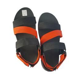 Giày Sandal Vento thời trang kiểu mới - hàng xuất khẩu - màu đen đỏ