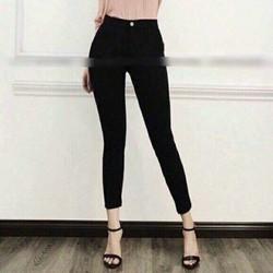 quần 1nút cao cấp chất đẹp ko xù ko nhão Mặc tôn dáng chân dài nhé