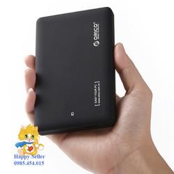 HDD Box Chính Hãng ORICO 2599US3_Chuẩn USB 3.0_Full Phụ Kiện