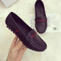 giày mọi nữ dù