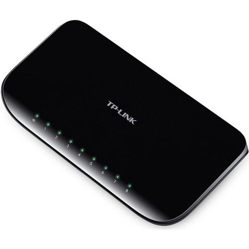 Switch để bàn Gigabit 8 cổng TL-SG1008D - 5593247 , 9434489 , 15_9434489 , 500000 , Switch-de-ban-Gigabit-8-cong-TL-SG1008D-15_9434489 , sendo.vn , Switch để bàn Gigabit 8 cổng TL-SG1008D