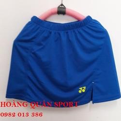 Váy cầu lông Yonex 3032 xanh