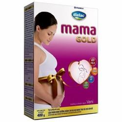 SỮA BỘT DIELAC MAMA GOLD- HỘP GIẤY 400G