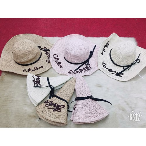 Nón cói, mũ cói đi biển vành rộng vintage phong cách Hàn Quốc - 5589371 , 9427103 , 15_9427103 , 290000 , Non-coi-mu-coi-di-bien-vanh-rong-vintage-phong-cach-Han-Quoc-15_9427103 , sendo.vn , Nón cói, mũ cói đi biển vành rộng vintage phong cách Hàn Quốc