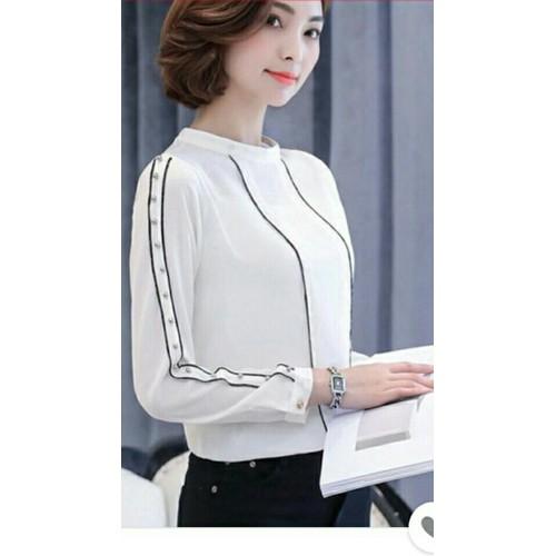 áo kiểu nữ công sở cực xinh
