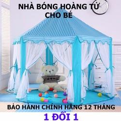 Nhà Lều Bóng Hoàng Tử Xanh Cho Bé