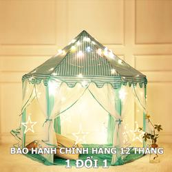 Nhà Lều Hoàng Tử Xanh Cho Bé