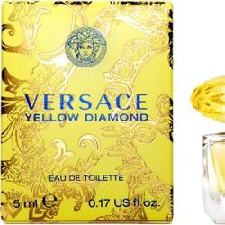 Nước hoa nữ mini chính hãng -Versace Yellow Diamond