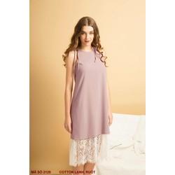 Đầm Suông Lai Ren Xinh Xắn