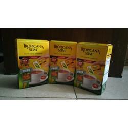 Bộ 3 hộp đường ăn kiêng Tropicana Slim 100gr