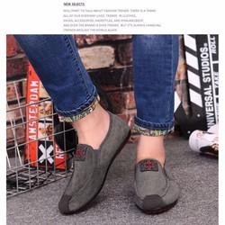 Giày Lười Nam Phong Cách Mới