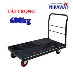 Xe đẩy hàng 600kg Nikawa Nhật Bản